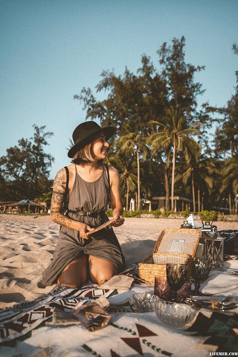 Устройте пикник
